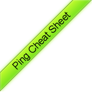 The Cheat Sheets Provided Here Of Icmp Messages Generated From Pings Traceroutes Telnet And Ssh Will Help You To Narrow Cause Your Problem With